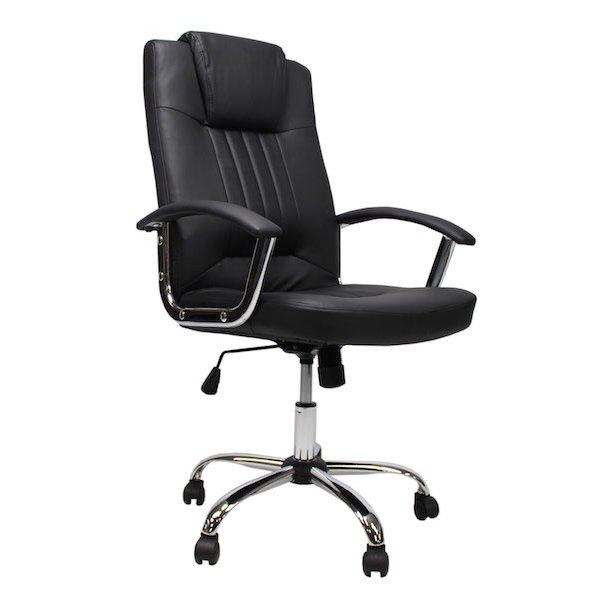 Bureaustoel Managerstoel zwart