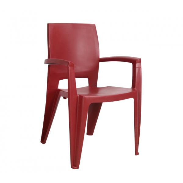 Carlito bordeaux rood