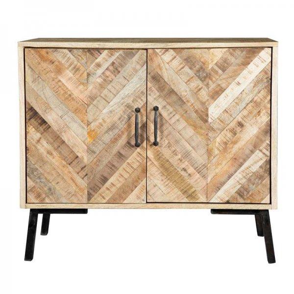 Malibu stoer houten dressoir
