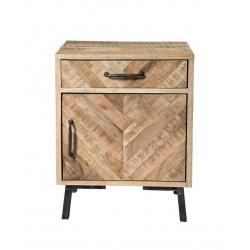 Ventura vintage houten kastje