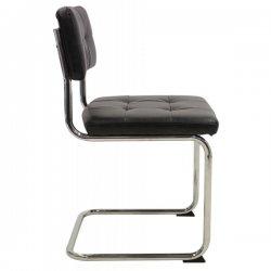 Bauhaus vintage zwart