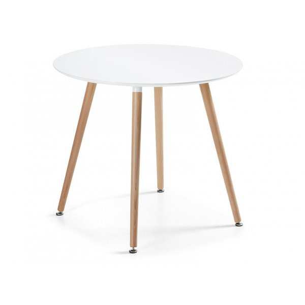 Ronde tafel DAW wit