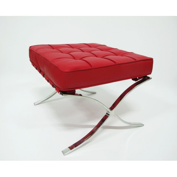 Hocker rood