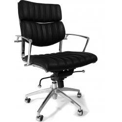 bureaustoel design office zwart