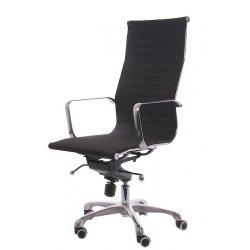 Bureaustoel design hopsak hoge rugleuning