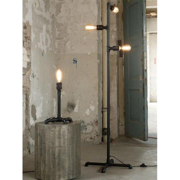 Vloerlamp Tubo 3 lampen