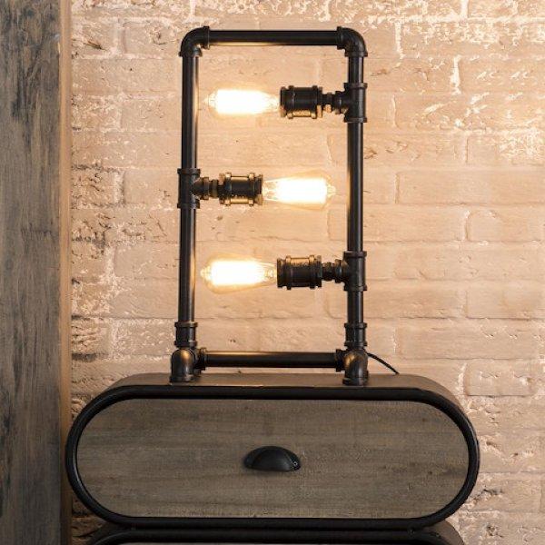 Tafellamp Tubo 3