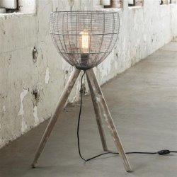 Vloerlamp Cestino breed